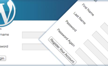 WordPress add custom field to registration form without plugin