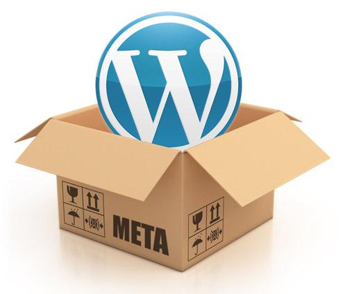 WordPress create custom meta boxes