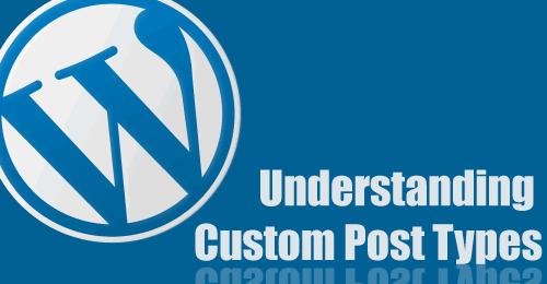 WordPress create custom post types/taxonomies